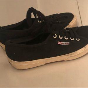 Shoes - Sugerga black sneakers